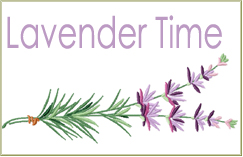 Lavender Time Set