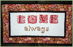 Live, Love, Laugh Quilts Set