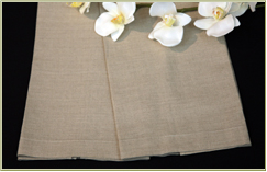 Natural Oatmeal Kitchen Towel