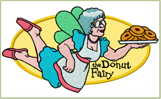 The Donut Fairy