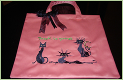"""Trick or Treat"" Bag"
