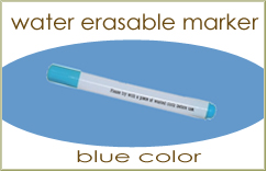 Water Erasable Marker