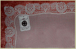Wedding Hankie - Design #1