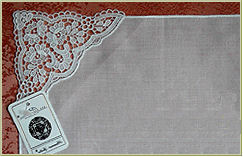 Wedding Hankie - Design #5