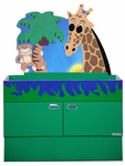 Jungle Changing Table
