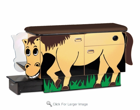 Pony Toddler Changing Table