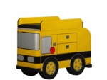School Bus Changing Table