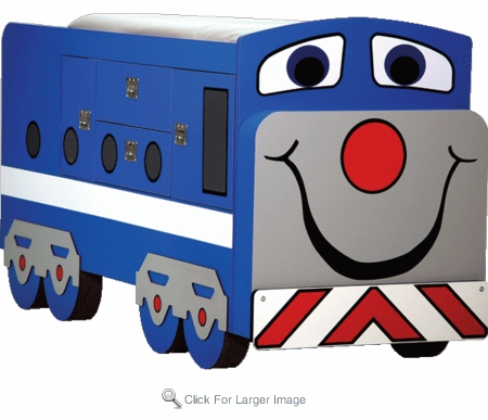Tony Train Toddler Changing Table