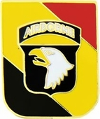 101st Airborne WWII Pin