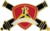 12th Marine Regiment Pin