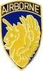 13th Airborne Division Pin