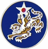 14th Air Force Pin