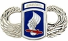 173rd Airborne Brigade Wings Pin