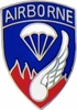 187th Airborne Brigade Pin