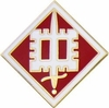 18th Engineer Brigade Pin