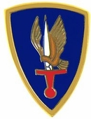 1st Aviation Brigade Pin