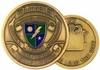 1st Battalion 75th Rangers Challenge Coin