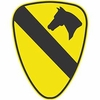 "1st Cavalry 3"" Magnet"