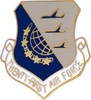 21st Air Force Pin