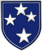 23rd Infantry Division Americal Pin