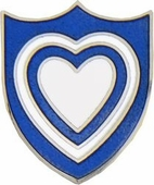 24th Corps Pin