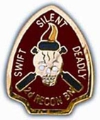 2nd Marine Recon Bn Pin