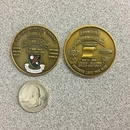 3rd Battalion 75th Rangers Challenge Coin