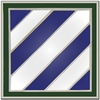 3rd Infantry Division Pin