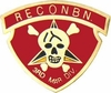 3rd Marine Recon Bn Pin