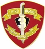 3rd Marine Regiment Pin - OUT OF STOCK