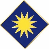 40th Infantry Division Pin