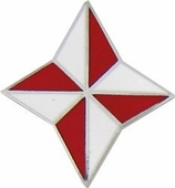 48th Infantry Division Pin