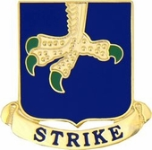502nd Infantry Division Pin
