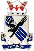 505th Infantry Division Pin