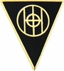 83rd Infantry Division Pin