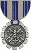 Air Force Achievement Medal Pin