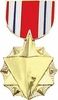 Air Force Combat Readiness Medal Pin