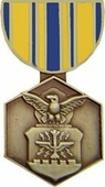 Air Force Commendation Medal Pin