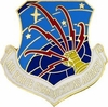 Air Force Communication Agency Pin