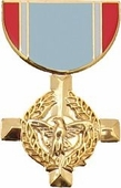 Air Force Distinguished Service Cross Medal Pin