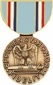 Air Force Good Conduct Medal Pin