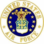 Air Force Pin (Old)