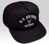 Air Force Veteran Ball Cap (New)