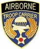 Airborne Troop Carrier Pin
