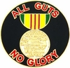 All Guts No Glory Pin
