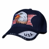 Out of Stock - AMERICAN EAGLE PATRIOTIC CAP - Blue