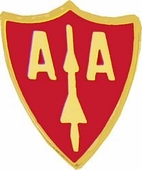 Anti-Aircraft Pin