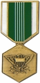 Army Commendation Medal Pin