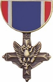 Army Distinguished Service Cross Medal Pin