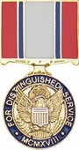 Army Distinguished Service Medal Pin